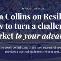Oona Collins on Resilience: How to turn a challenging market to your advantage